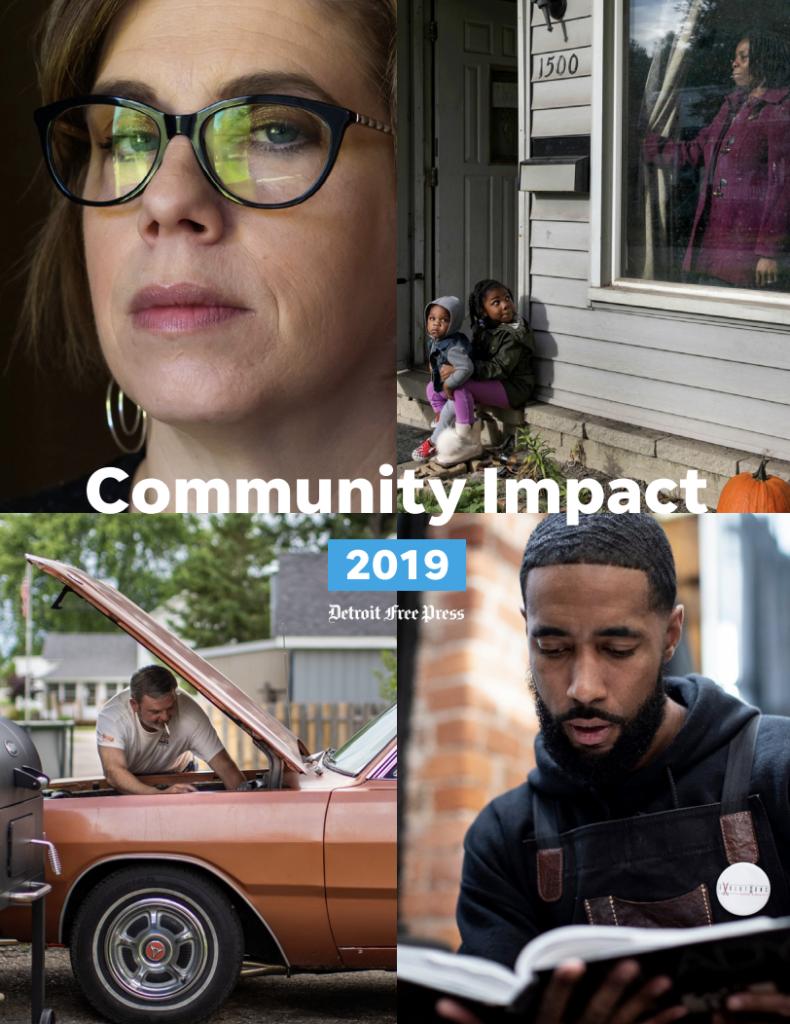 Detroit Free Press Impact Report